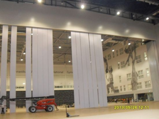 High Operable Partitions Walls for Stadium pictures & photos