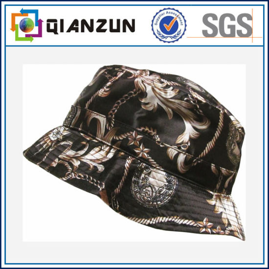 Custom Design Big Brim Fishing Bucket Hat pictures & photos