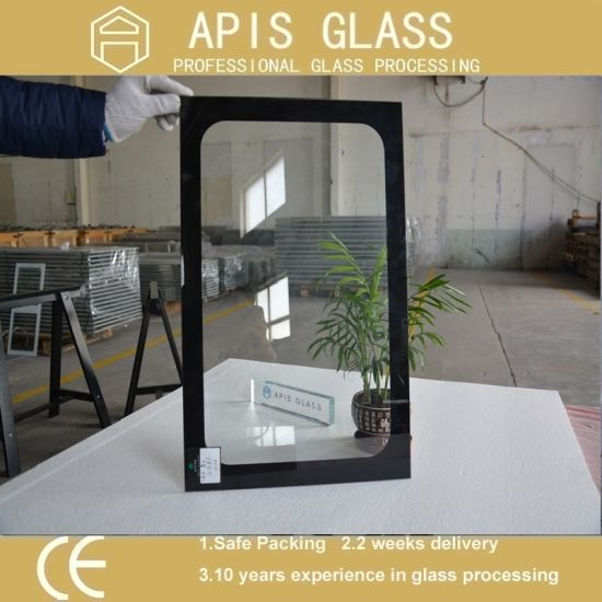 3.2mm 4mm Tempered Heat Resistant Oven Door Glass pictures & photos