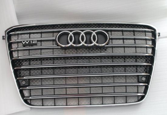 Audi A8 W12 D4 Front Bumper Grill