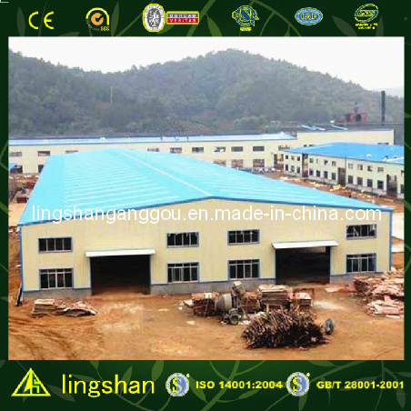 Light Steel Anti-Corrosion Chemical Workshop (LS-S-056)