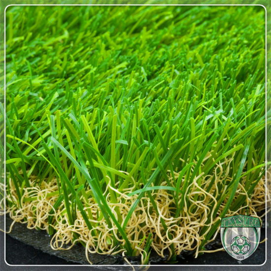 Backyard Landscape Artificial Synthetic Grass for Residential Decoration pictures & photos