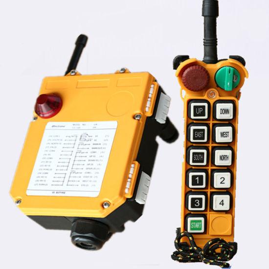 China Construction Equipment Overhead Bridge Crane Radio Remote Control -  China Overhead Crane Radio Remote Control, Bridge Crane Remote Control