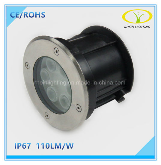 4000k 6W LED Underground Lamp with 3 Years Warranty pictures & photos