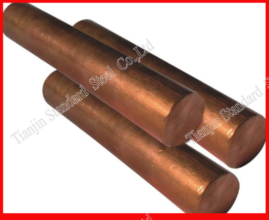 Alloy C17200 Beryllium Copper Bar (Round Bar Wire Plate) pictures & photos