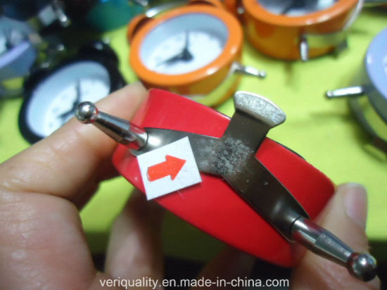 Quartz Alarm Clock Quality Control and Inspection Service in China pictures & photos