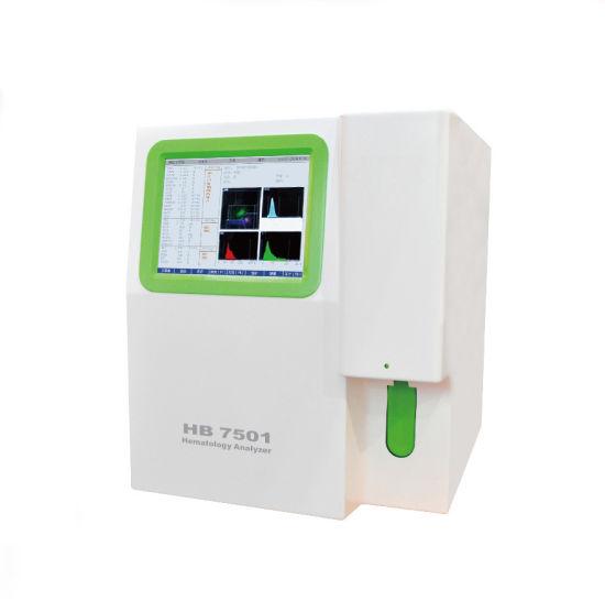 Full Automatic 5-Part Diff Hematology Analyzer