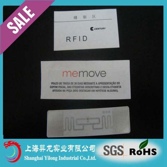 RFID Sticker Tag UHF Logistics Tag 125