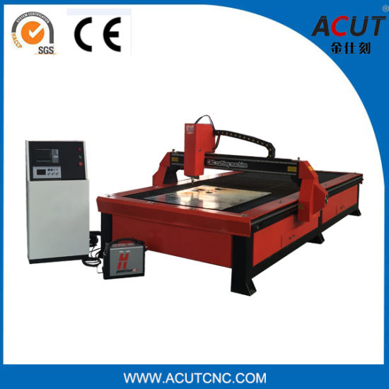 Table Type CNC Plasma and Flame Cutting Machine with Ce pictures & photos