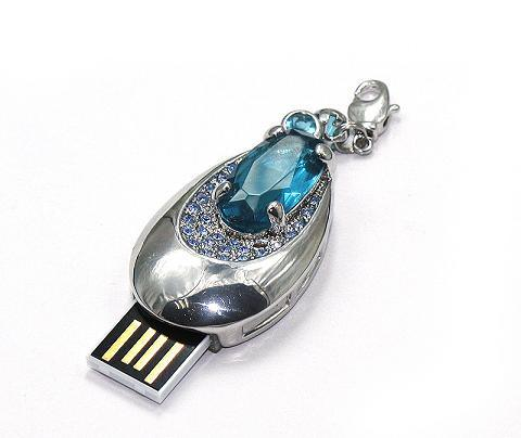 Jewelry-Shaped USB Flash Drive with High Capacity on Sale