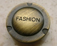 2015 Fashion Europe Button Metal Button