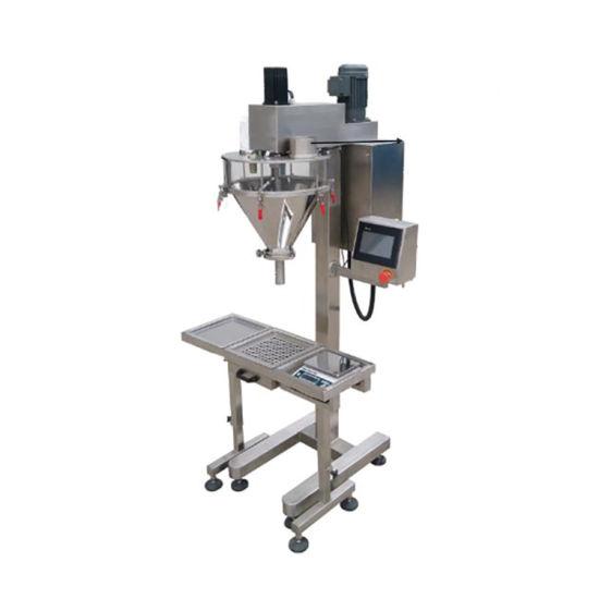 High Efficient Automatic Milk Powder Filler