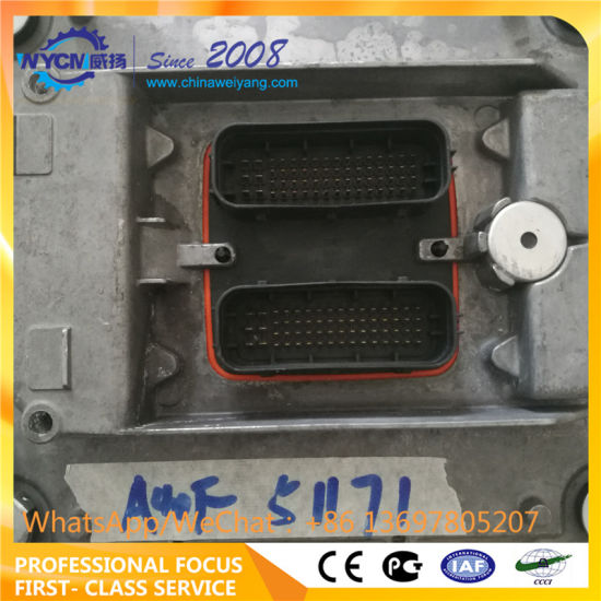 Engine Control Unit Ecu 21300122 For Volvo Dumper Truck