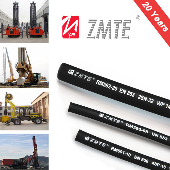 En853 2sn Hydraulic Hose / Rubber Hose / Industrial Hose pictures & photos