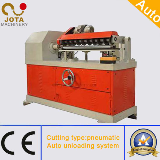 Small Paper Core Cutting Machine (JT-800A) pictures & photos