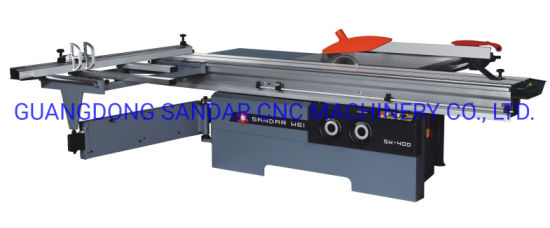 Woodworking Sliding Table Saw for Furniture Manufacture