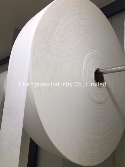 Airlaid Paper for Sanitary Napkins Raw Material