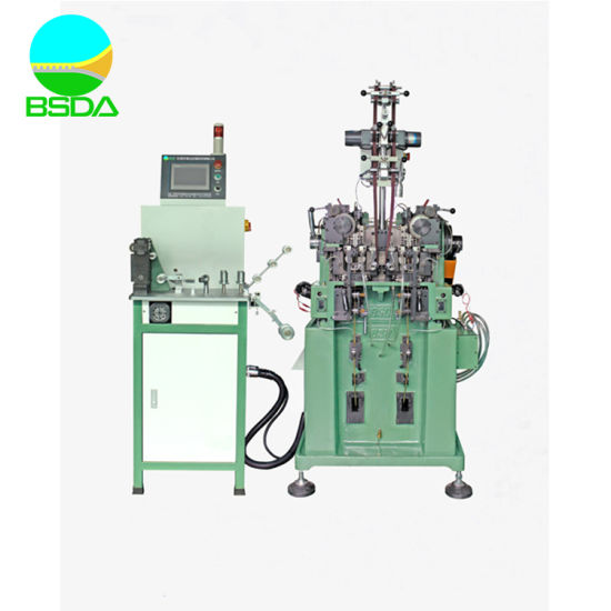 Manufacturer Automatic High Speed Standard Y-Teeth Metal Zipper Machine
