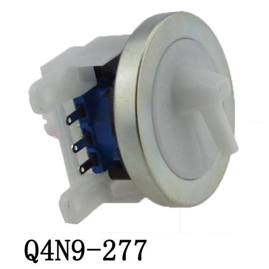 Q4n9-277 Top Loading Washing Machine RoHS Compliance Water Level Air Pressure Sensor
