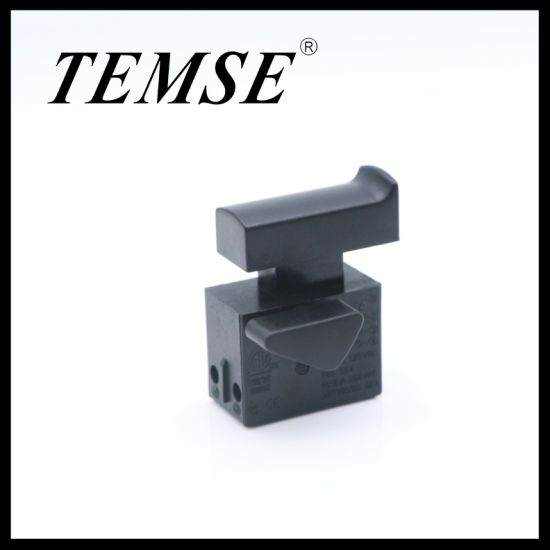 Factory Supply Electrical Tool Maintain Electrical Fitting Black Tool Switch
