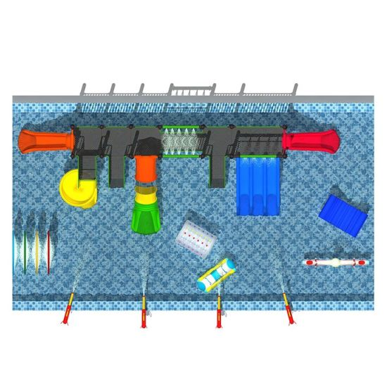 Used Swimming Pool Slide Water Slides for Sale (TY-1903141)