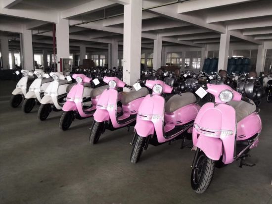 EEC Certificate Factory Price Lithium Battery (G2) Two Seats 2000W/3000W/4000W New Model Electric Scooter pictures & photos