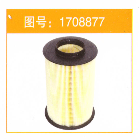 High Quality Durable Lasting Auto Parts HEPA Air Filter 1708877