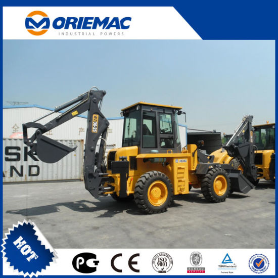 Hot Sell Small Front End Loader with Cheap Price (WZ30-25) pictures & photos