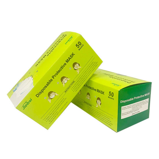 Disposable 3layer Face Mask Supplier Anti-Dust Face Mask