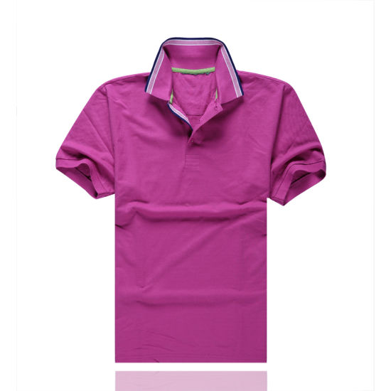 China Cotton Spandex Women S Slim Fit Polo Shirt China Women Polo