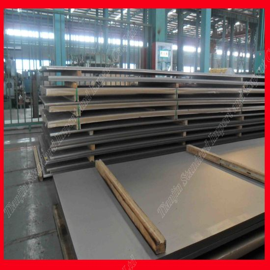 AISI Ss 202 Stainless Steel Plate Manufacture pictures & photos