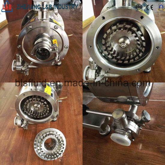 High Shear Rotor Stator Mixer