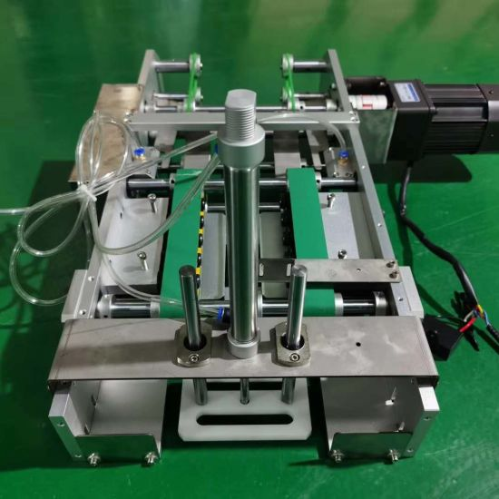 The Outer Ear Inner Folding Machine Can Be Connected with The Packaging Machine