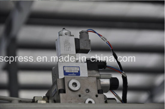 80t 2500mm Plate Metals CNC Bending Machine pictures & photos