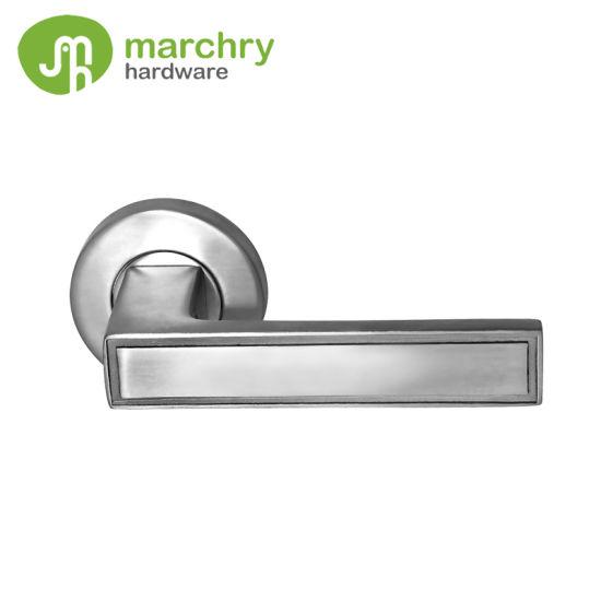 Stainless Steel Lever Industrial Door Handles