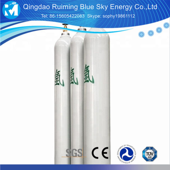 Good Price High Pure Argon Gas for Industrial Welding
