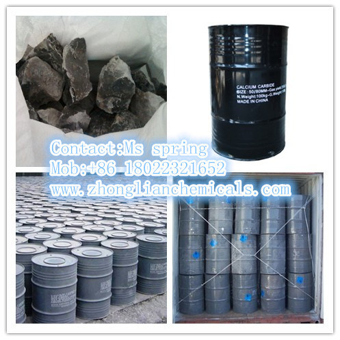 Calcium Carbide <Cac2> 50-80mm for Africa Markets pictures & photos
