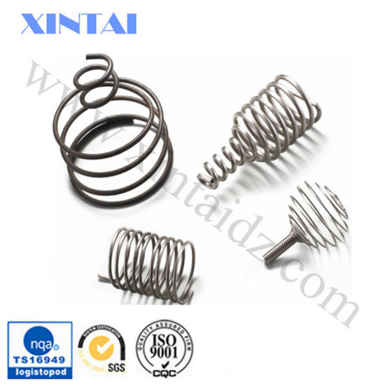 Custom CNC Coiled Metal Compression Spring with Cheap Price pictures & photos