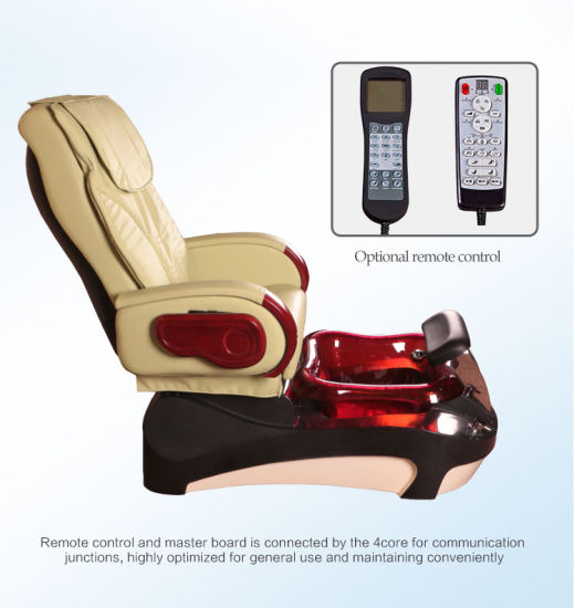 Beauty Equipment Foot SPA Massage Salon Chair (A201-51A) pictures & photos