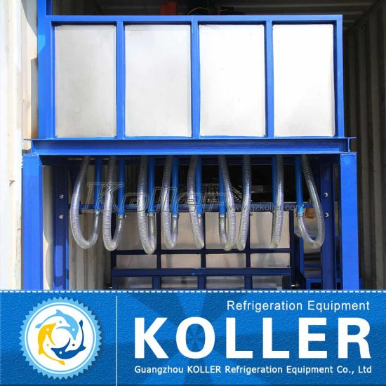 40 Feet Containerized Ice Block Machine with 4 Tons/Day pictures & photos