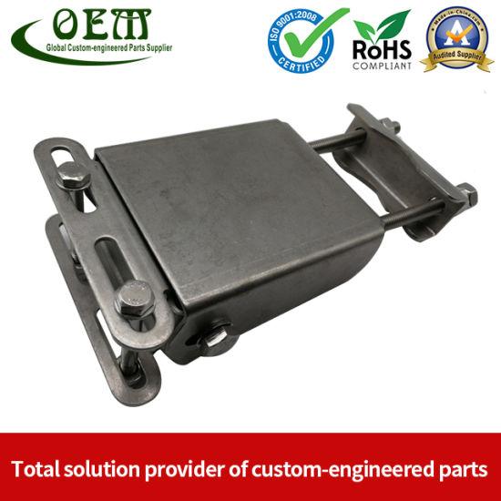 Custom Stainless Steel Metal Stamped Parts