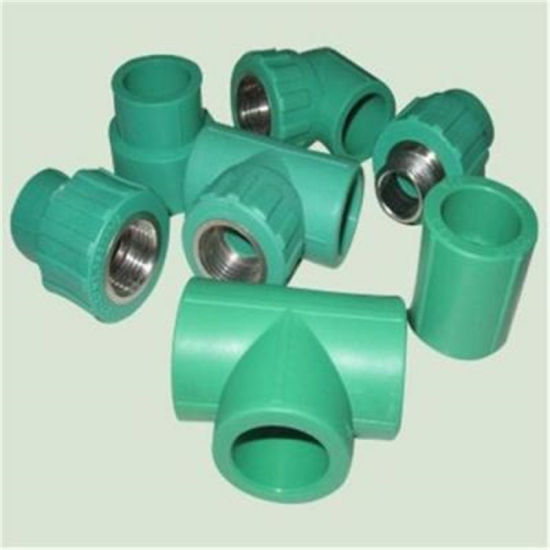 Socket Equal Tee/Elbow PVC/PPR All Types of PPR Pipe and Fittings