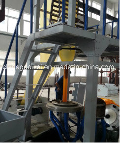 Computer Control High Speed Automatic PE Film Blowing Machine pictures & photos
