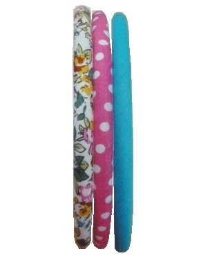 Fashion Fabric Covered Slim Headbands pictures & photos