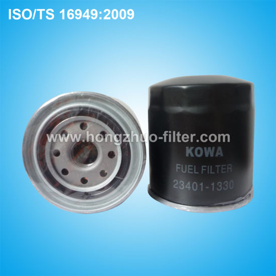 Car Auto Fuel Filter 23401-1330 for Toyota /Isuzu Parts pictures & photos