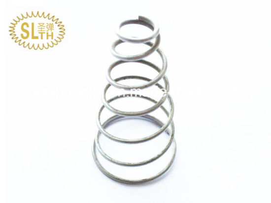 Slth Widly Usage Steel Conical Compression Spring