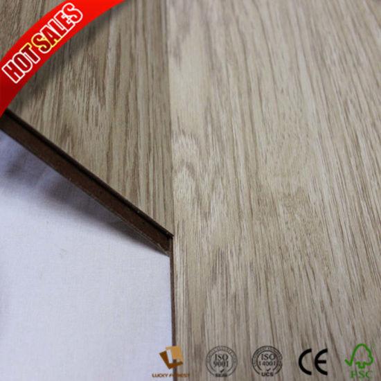 China Esay Click MDF HDF Discount Laminate Flooring China Hardwood - Best price laminate flooring clearance