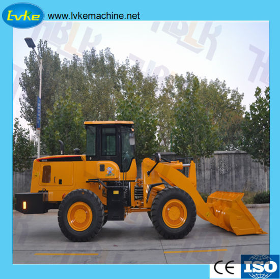 Hblk Wheel Loader 3ton Front End Loader Prices pictures & photos