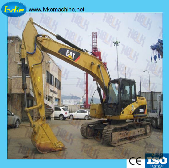 Used Cat 320b Excavator, Hot Sale Excavator/Digger Used Cat/Caterpillar/Cater Machine Excavator pictures & photos