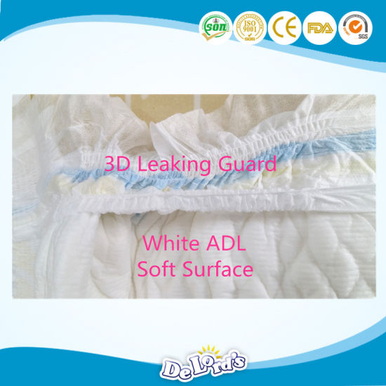 Manufacturer in China Good Turkey Quality Baby Diaper pictures & photos